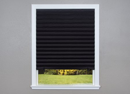 original paper black out black shade by redi shade