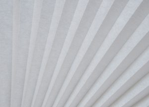 Fabric Light Filtering White Swatch