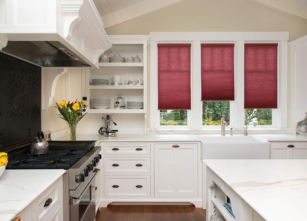 Redi Shade Artisan Select Custom Cellular shades