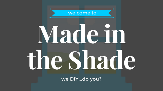 made in the shade banner