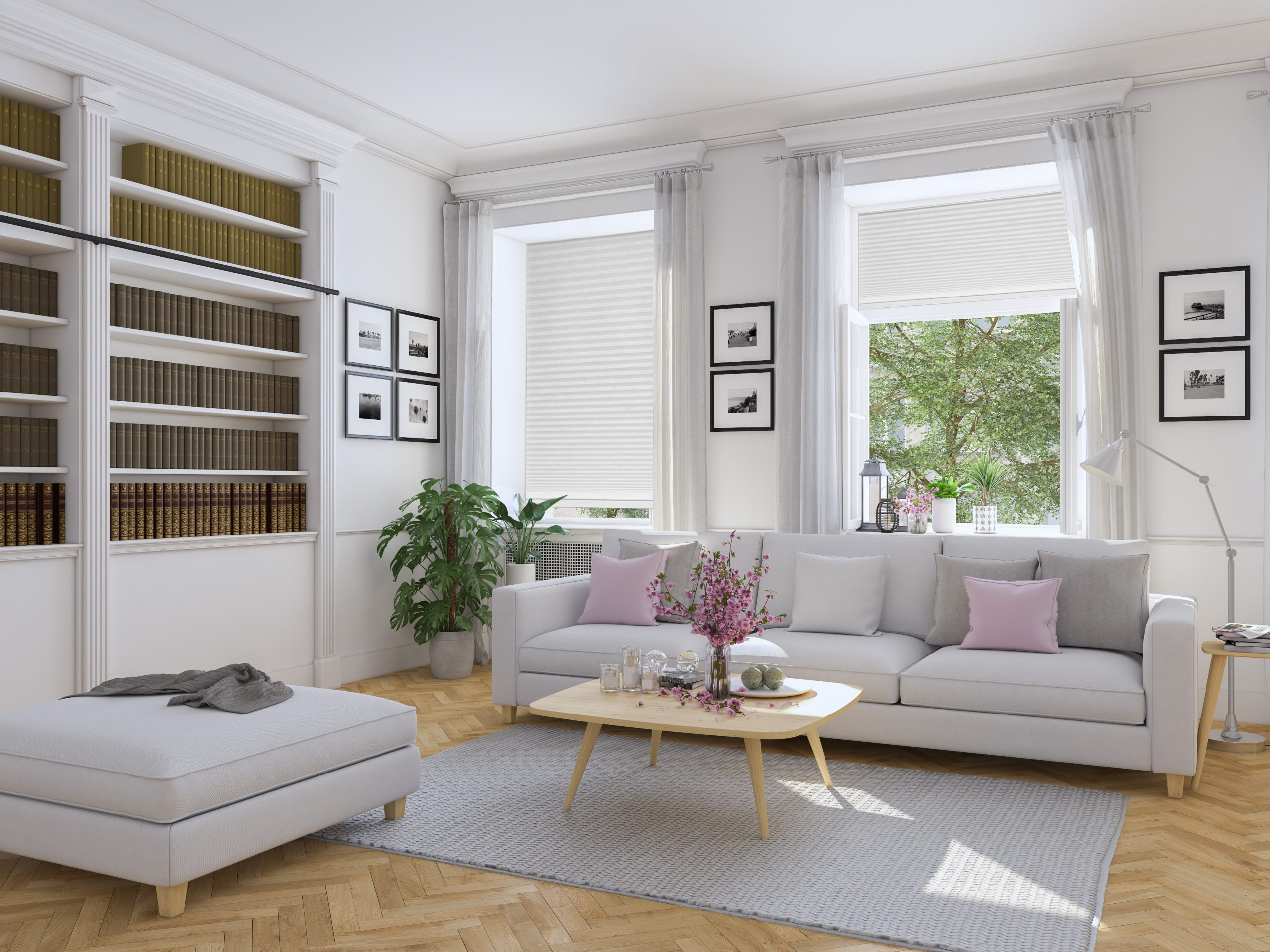 Keep Your Home Cool with Cellular Shades