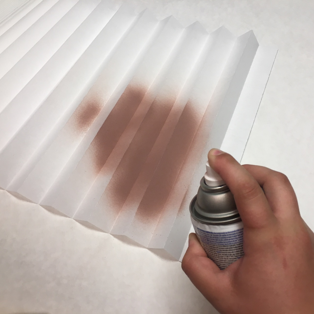 Painting Shades to Match Decor 3