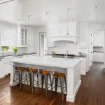 Easy Lift Select Pleated in Kitchen