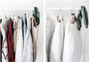 closet packing hack
