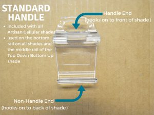 Redi Shade Standard Handle