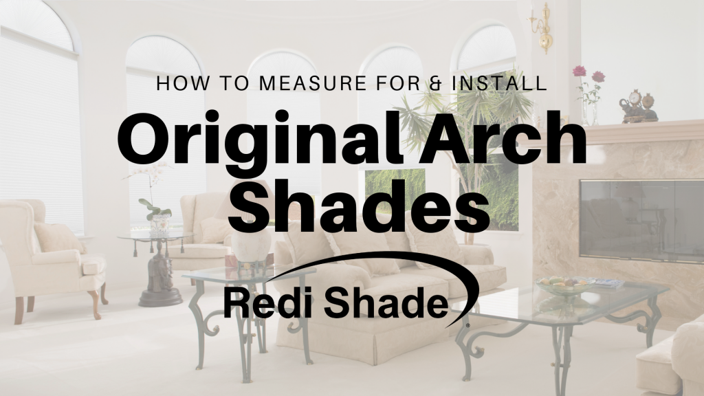 How to install Original Arch Shades