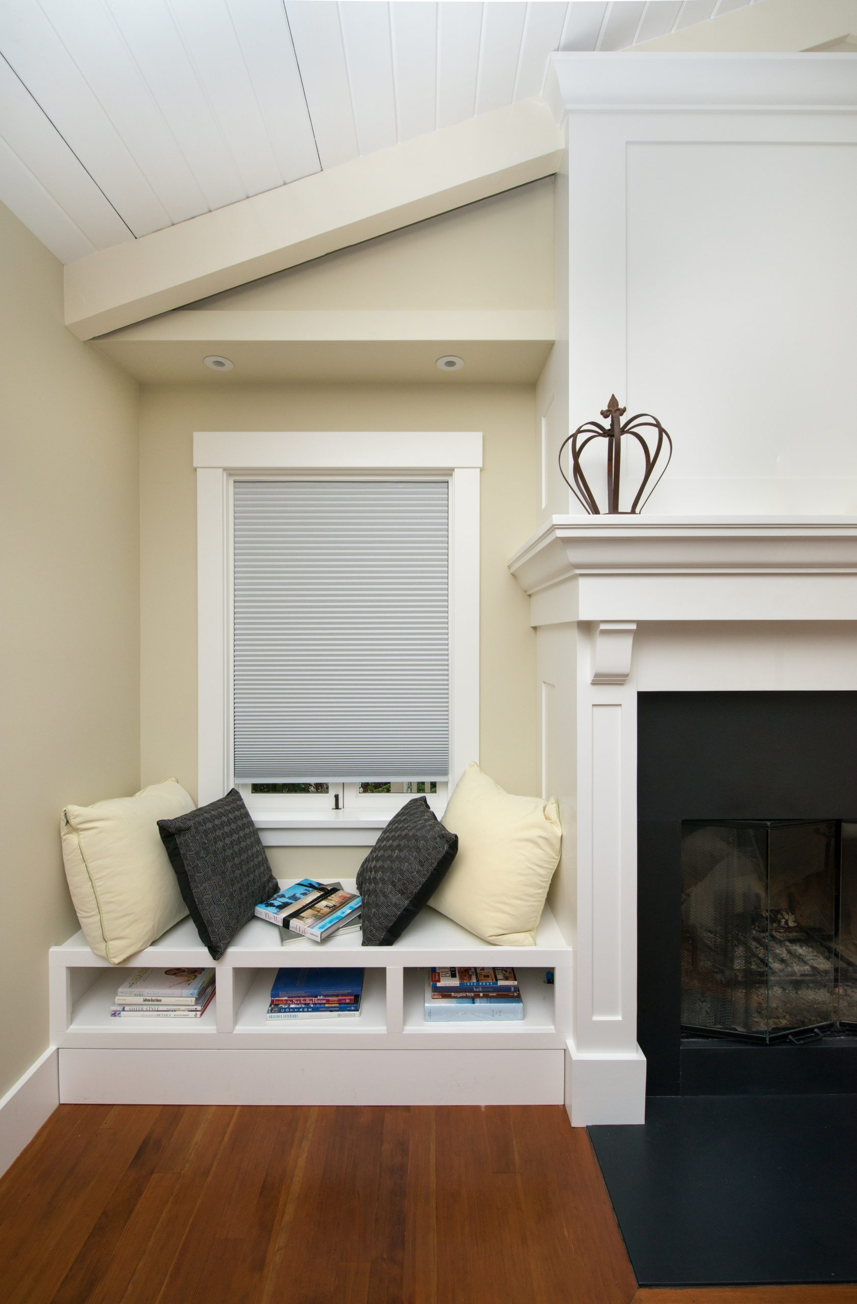 Easy Lift Select Shade sitting room