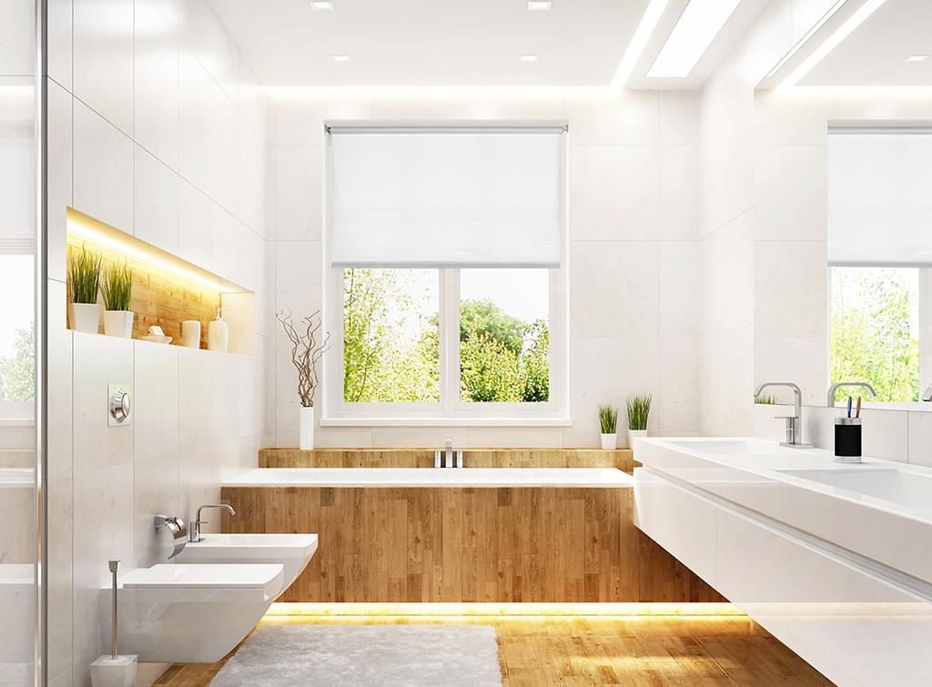 Simple Slide Roller Bracket Bathroom