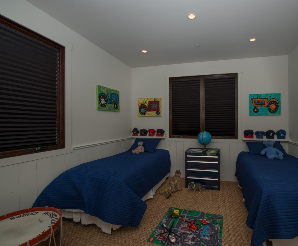 Original blackout kids room