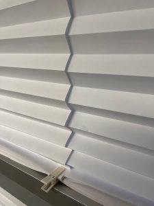 Original shades for wide windows